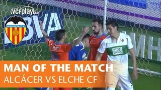 Video Gol Pertandingan Valencia CF vs Elche
