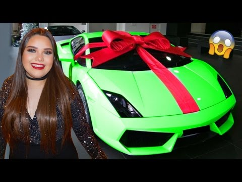 NEW CAR, HOUSE, MAKEUP & MORE! Christmas Wishlist 2016!