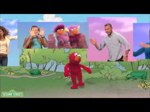 Elmo's got moves song