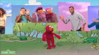 Repeat youtube video Sesame Street: Elmo's Got the Moves Music Video - 5 Min