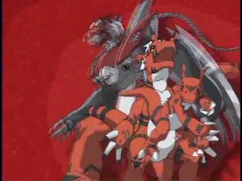 Digimon Tamers Intro (Season 3)