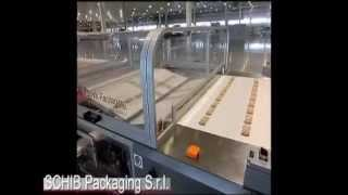 Schib Fig Bar Packaging Line
