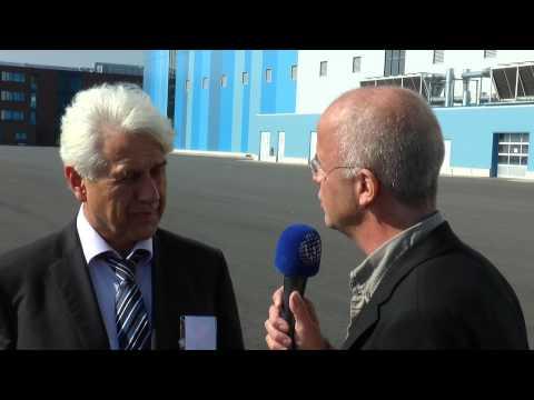 Blick ins Sendegebiet Spezial -  Eröffnung Steelwind-Nordenham 18.09.2014