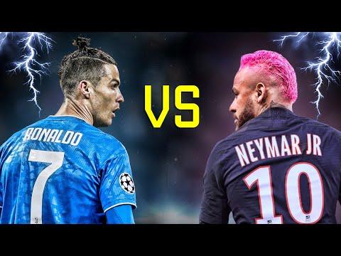 Cristiano Ronaldo Vs Neymar Jr ● Skills Battle 2020
