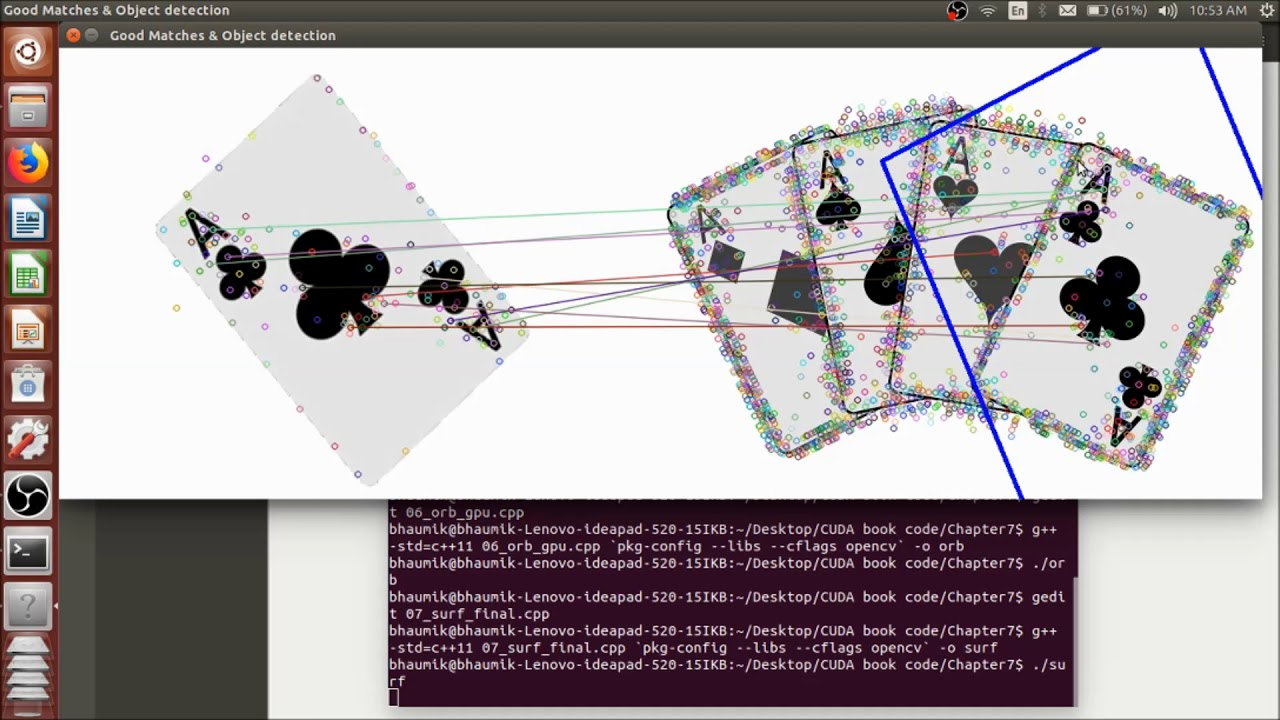 7  Object Detection and Tracking Using OpenCV and CUDA