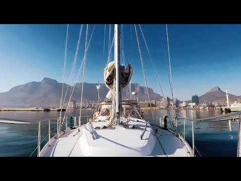 Cape Town - South Africa - South Atlantic Passage - 2018