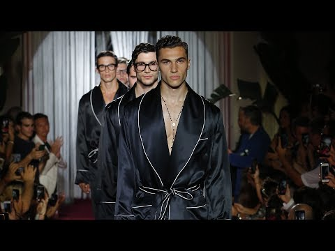 Dolce&Gabbana The Naked King Spring Summer 2019 Mens Fashion Show