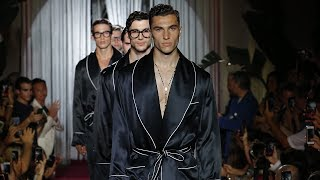 Dolce&Gabbana The Naked King Spring Summer 2019 Men's Fashion Show