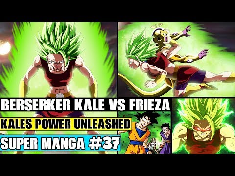 FRIEZA VS THE SAIYANS! Dragon Ball Super Manga Chapter 37 Review