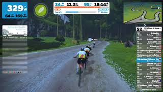 TOW Stage 4: Group Ride / Serpentine 8