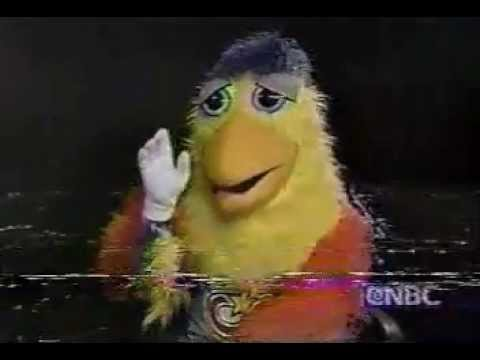 1994 The Original San Diego Chicken Ted Giannoulas Fuzzy YouTube