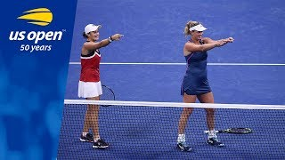 Ashleigh Barty & CoCo Vandeweghe into 2018 US Open Final