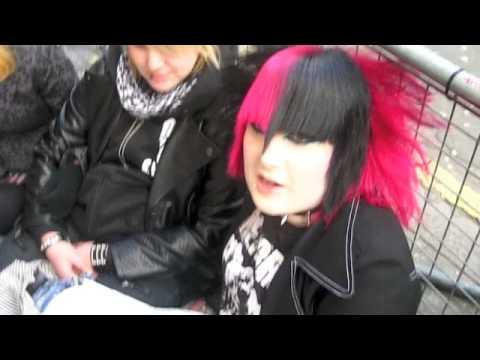 K! Tour 09: Fans in London