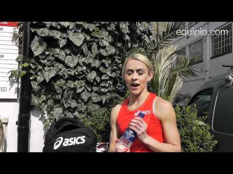 Jenny Meadows - What's in your sports bag?