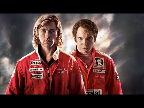 'Rush' Movie review by Kenneth Turan