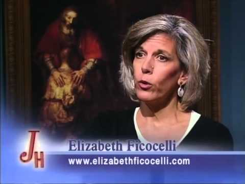 Elizabeth Ficocelli: A Lutheran Who Became A Catholic - The Journey Home (11-10-2008)