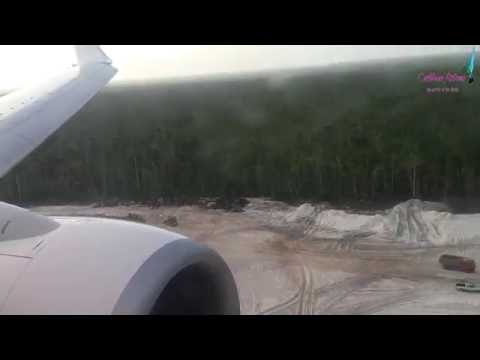 Caribbean Airlines 526 to Guyana *Full Flight* 1080p[HD]