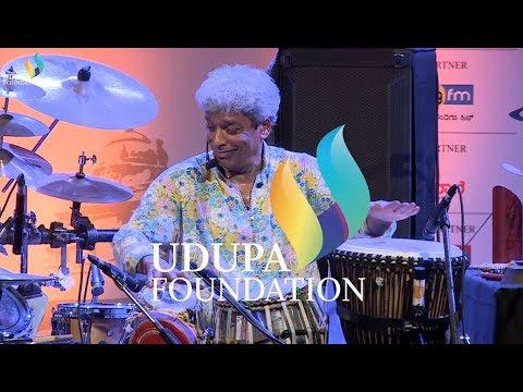 Trilok Gurtu Solo - Udupa Music Festival