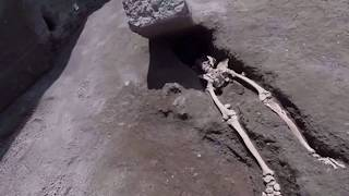 Pompeii: Dramatic new discovery made by archeologists