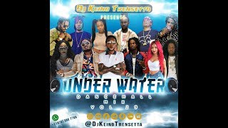 APRIL 2018 UNDER WATER 💦