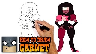 How to Draw Garnet   Steven Universe