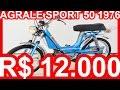 PASTORE R$ 12.000 Agrale Sport 50 Cilindradas 1976 @ Alpina 50 #Agrale
