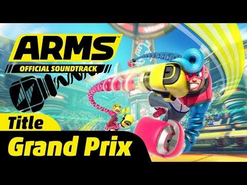 Grand Prix Title - ARMS Soundtrack