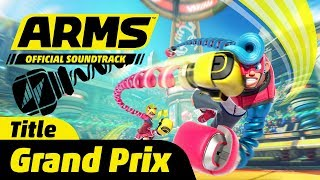 Baixar Grand Prix (Title) - ARMS Soundtrack