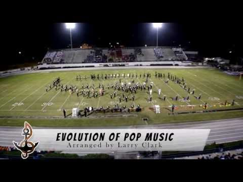 """2015-16 Marching MPA - """"Evolution of Pop Music!"""" 