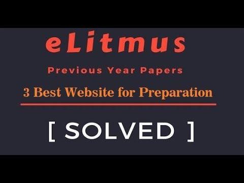 Syllabus pdf elitmus