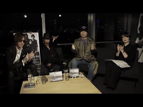 SUGIZO, INORAN&真矢生出演 LUNA SEA New Album「CROSS」Release Special