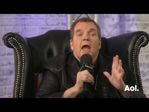 """Meat Loaf Discusses His New Musical, """"Jim Steinman's Bat Out Of Hell"""""""