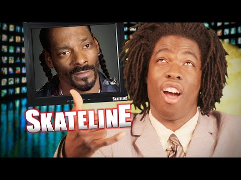 SKATELINE - Chris Haslam, David Gravette,...