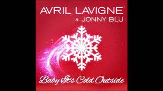 Video Avril Lavigne & Jonny Blue - Baby It's Cold Outside download MP3, 3GP, MP4, WEBM, AVI, FLV November 2017