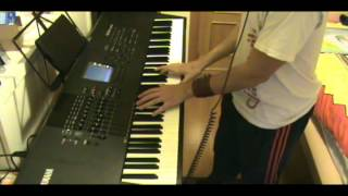 Kids- MGMT (complete song and tracks keyboard cover)