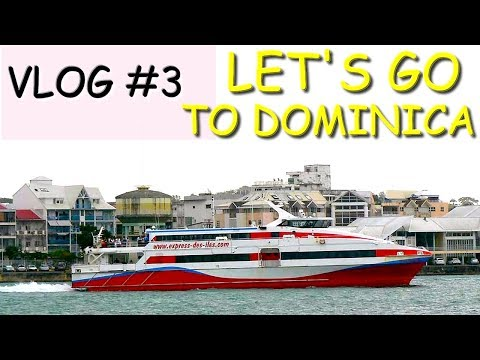 Dogs Attacked Us In DOMINICA [Vlog 3] Summer 2016 ✔️ Jah-nette