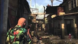 Max Payne 3 Mission 7 Walkthrough Hard Free Aim