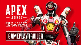 Apex Legends Nintendo Switch Gameplay Trailer