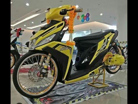 Modifikasi Mio M3 Thailook Part1 Youtube