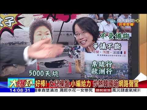 2018.10.19大政治大爆卦完整版 網路韓粉哪來的?高嘉瑜:大陸網軍帶風向!又抹紅?