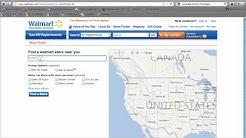 Walmart Locations