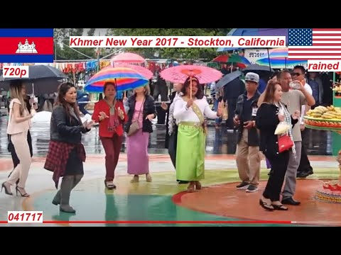 Khmer New Year 2017 in Stockton, CA - USA