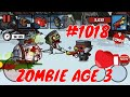 ZOMBIE AGE 3 CAT MAN  POWERFUL STRIKE BIG BOSS | Top Action Games Part 1018 by Youngandrunnnerup