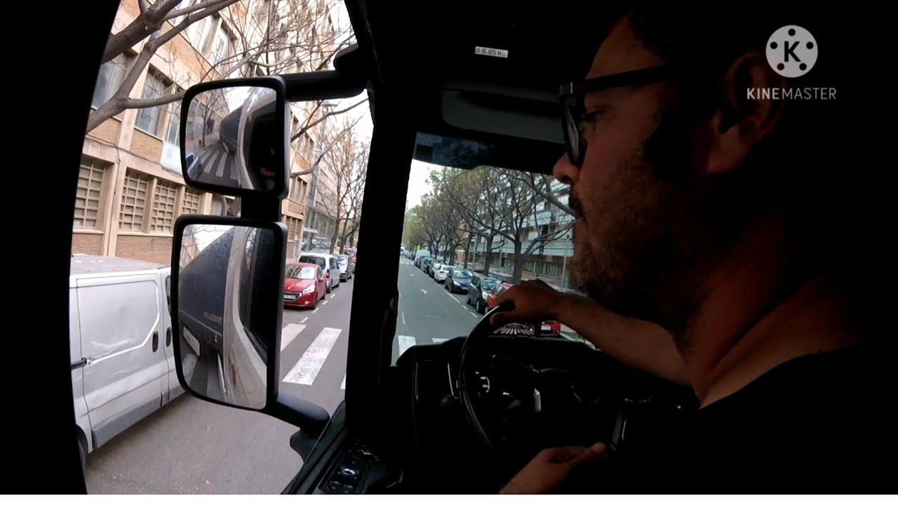 Circulando cerca de Barcelona #86