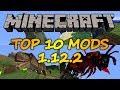 Top 10 Minecraft Mods (1.12.2) - July 2018
