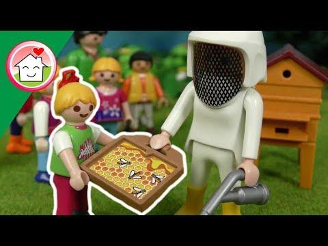 جنة في زيارة لمنحل انتاج النحل - عائلة عمر - أفلام بلاي