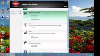 AMD Ekran Kartında OyunLarı Tam Ekran Açma !!!