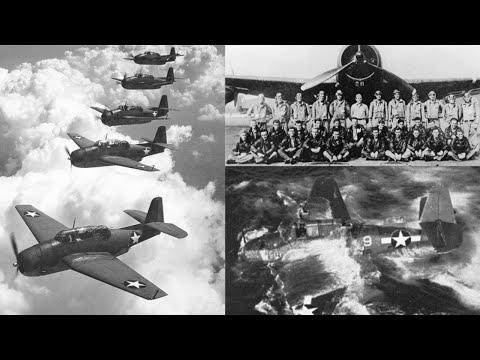 ЗАГАДКА «ЗВЕНА 19». Что на самом деле случилось с 5 БОМБАРДИРОВЩИКАМИ ВМС США?