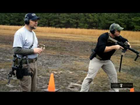 VTAC 2x2x2 Rifle Drill