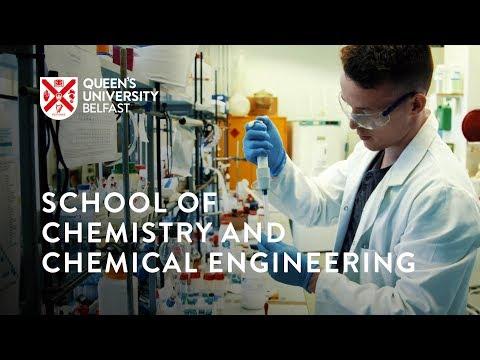 School of Chemistry and Chemical Engineering - Queen's University Belfast